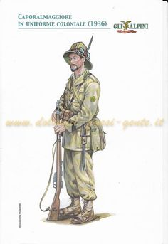 Italian Army, Army Uniform, Totoro, World War Ii, Wwii, Character Design, Drawings, Fictional Characters, Italy