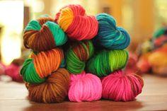 Hanalei Hand Dyed Yarn