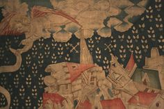 The Wardens Today: THE APOCALYPSE TAPESTRY