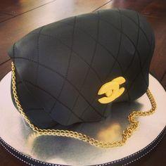 Chanel birthday cake!