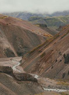Hvannagil Canyon /// Iceland ©️ Adam Biernat