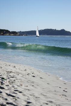 Carmel Beach, CA