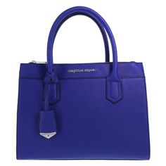 Stately and sophisticated, the Bestanne from designer Christian Siriano features a very sleek and expandable design.