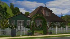 JodelieJodelie's Sims Stuff - 15 Lake Meadow Circle, the Delarosa residence. I...