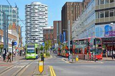 Croydon London, Photo Room, Property Investor, London Property, London Places, Park Hotel, London Bridge, South London, Public Transport