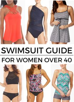 The Ultimate 2017 Swimsuit Guide for Women Over 40