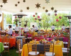 las estrellas <3 Mexican fiesta