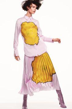 Crop Shirt, Shirt Blouses, Zara Australia, Color Violeta, Flower Skirt, Malva, Satin Shirt, Leather High Heels, Fashion Women