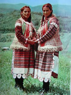 National costume from Bistra, near Zagreb, Croatia