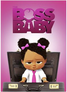 Royal Blue Background African American Boss Baby Chair Vinyl Banner Personalized Any Size Banner Afro Boss Baby Birthday Backdrop
