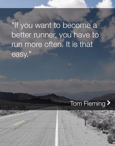 If you want to become a better runner, you have to run more often | running quotes | | quotes for runners | | motivational quotes | | inspirational quotes | | quotes | #quotes #runningquotes #motivationalquotes https://www.runrilla.com/