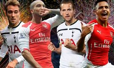 Sportsmail picks its Spurs and Arsenal combined XI, but who makes cut?