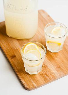 RECIPE: Probiotic Lacto-Fermented Lemonade