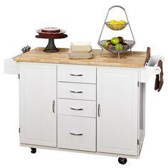 TMS Cottage Kitchen Cart