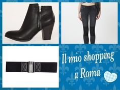 Il mio Shopping low cost a Roma (H&M, Tally Weijl, Pimkie) ❤ Iscriviti ora: http://www.youtube.com/user/lunasintetica?sub_confirmation=1   Acquisti romani, alcuni anche low cost.. ohh yeah!!   #fashion #moda #donna #haul #review #lunasintetica #youtube #shopping #lowcost #saldi #pimkie #hm #tallyweijl #ideeshopping