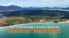 Top picks for affordable Langkawi adventures that won't break you or your wallet. And will also give newbie adrenaline junkies some brag worthy photo ops!