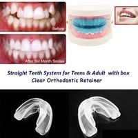 100% Brand new and high quality (1.Straight Teeth System is simple and effective. (2.It doesn't inv