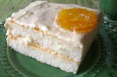 Vegan Gluten-Free Lemon-Orange Buttercream Cake Recipe