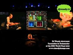 DJ Woody | Turntables In Technicolor at DMC World Finals