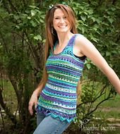 Ravelry: Summer Love-KNOT! pattern by Dragonbird Creations Any size possible