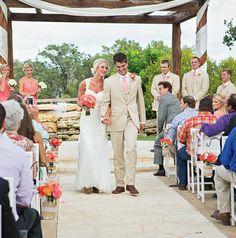 Amber  Leif - Weddings in Houston - Real Weddings - Real Wedding - Photo: MD Turner Photography