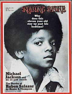 1971 Michael Jackson - You and I should make a Pact, we should bring Salvation back.