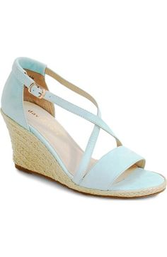 David Tate 'Salma' Espadrille Wedge (Women) available at #Nordstrom