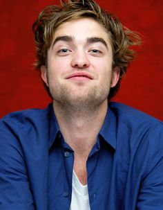 Rob's so damn cute when he's not takin' things seriously LOL!