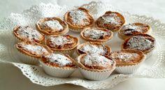 Pasteis de Feijão - Portuguese bean tarts