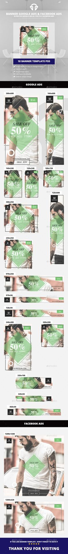 Vintage Fashion Ads Web Banners Template PSD #design Download: http://graphicriver.net/item/vintage-fashion-ads/13353546?ref=ksioks