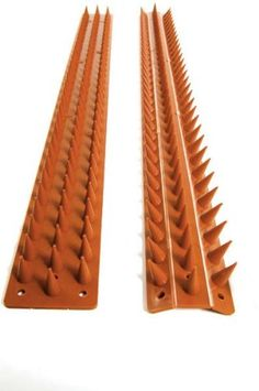 Cat Repeller Fence and Wall Spikes - Strip of 8 (13ft) Terracotta TheOutDoorShop,http://www.amazon.com/dp/B004ORXC4Q/ref=cm_sw_r_pi_dp_ZVeZsb0E5H82DNGR