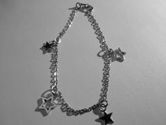 Lasso The Moon, Falling Stars, Birthday Gifts For Girls, Shooting Stars, Stainless Steel Chain, Jewelry Bracelets, Detail, My Love, Silver