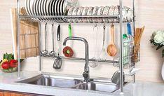 5+1 τρόποι να χωρέσεις τα πάντα στη μικρή κουζίνα και να δείχνει τακτοποιημένη  #χρήσιμα