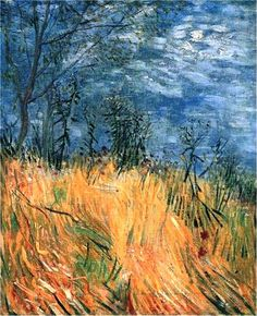 Vincent Van Gogh, 1887