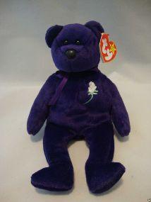 Princess Diana Beanie Babie worth  49 9e060b00468d