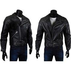 Deniro - Motorcycle Leather Jackets For Men And Women, Biker jacket - legandary
