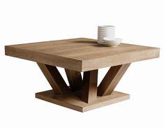 Sunpan Modern Madero Coffee Table