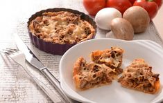 Quiche, Mashed Potatoes, Macaroni And Cheese, Muffin, Pie, Breakfast, Ethnic Recipes, Food, Dairy