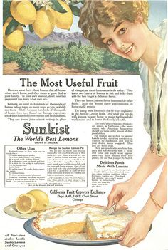 Sunkist Lemons | Flickr - Photo Sharing!