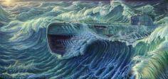 Submarinos Desenhado Papéis de parede gratuito (27 fotos) para visão da família, baixar imagens