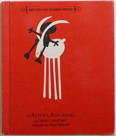 ANN'S ANN-IMAL  1969  by ABNER GRABOFF
