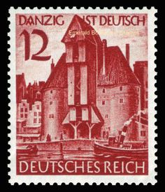 EBS-Germany-1939-Danzig-absorbed-into-Reich-MNH-Michel-714-715