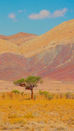 Our #colourful #Desert #Namibia #Mountain #Roadtrips