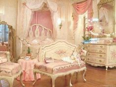 Vintage Bedroom @Alexa  this is so you