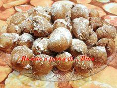 Frittelle di Carnevale fatte in casa - ricetta semplice - Ricette a prova di Bina