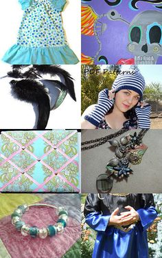 *Open* Show and Tell BNS Round 2  by Geminina Martinez on Etsy--Pinned with TreasuryPin.com