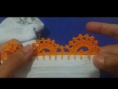 Repetição do bico de crochê #49 (melhor imagem) ❤ - YouTube