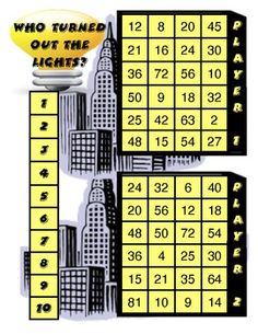 2013 is a great year to master multiplication facts! This pack includes games, flash cards, quizzes, and a graph to track progress! $