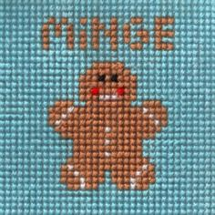 'Gingerbread Man' from the series 'Profanities'