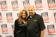 [http://www.GodfatherFilms.com] Supermodel Kathy Ireland and I were both speaking at the Wedding MBA convention [http://www.WeddingMBA.com]